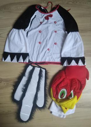 Карнавальный костюм дчтел вуди