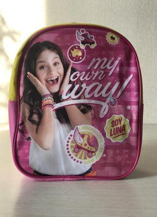 #розвантажуюсь рюкзак мини от disney
