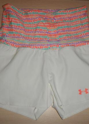Спортивные шорты under armour p.42(xs)