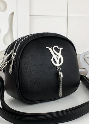Клатч еко кожа есть цвета через плечо длинный ремешок сумка кросс боди