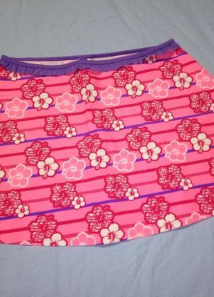 Пляжная юбка,юбка от купальника