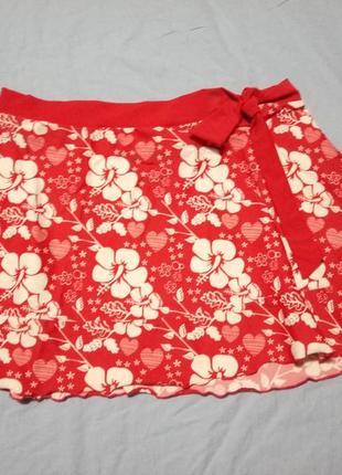 Пляжная юбка ,юбка от купальника