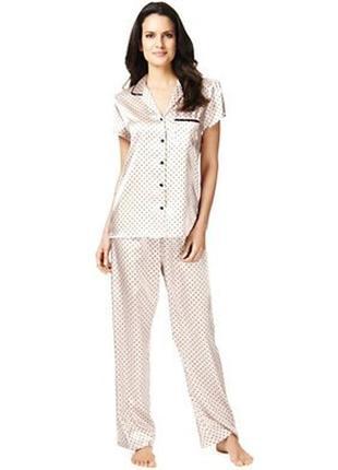 Новая пижама /комплект для дома и сна. marks & spenser