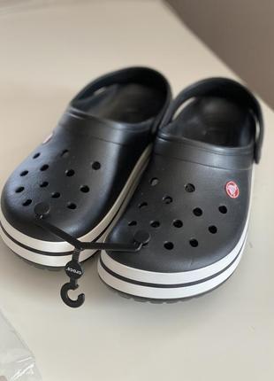 Crocs оригинал, размер us 12, новые, в упаковке