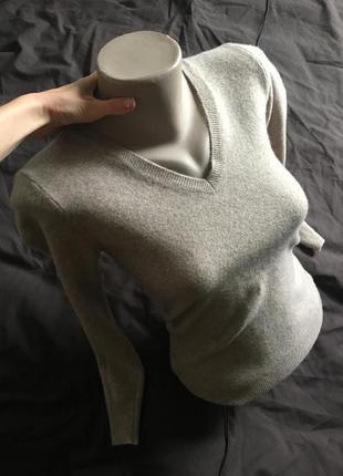 Срочно❗️италия шерстяной свитер меринос
