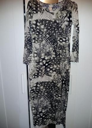 Платье натуральное h&m