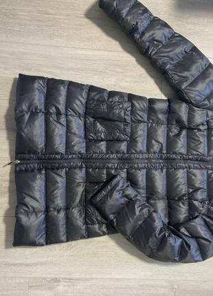Курточка пуховик оригинал liu jo