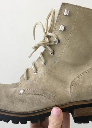 Демисезонные ботинки elastomere размер 36.