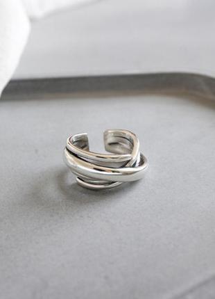 Серебряное кольцо женское из серебра 925 пробы
