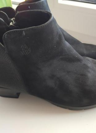 Женские ботинки, ботильйони 39р