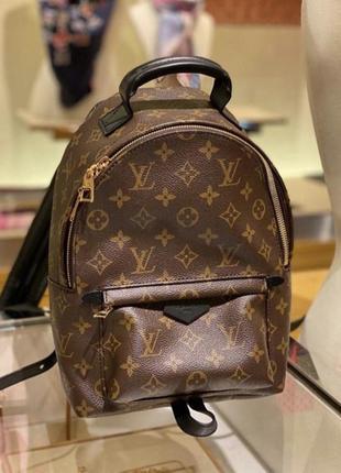 Рюкзак среднего размера louis vuitton
