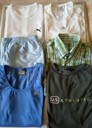 Комплект мужской летней одежды