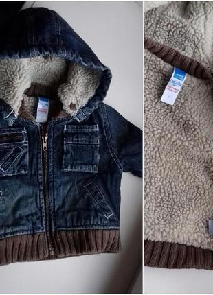 Курточка для малечі