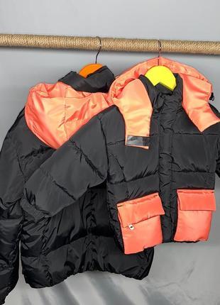 Family look, демисезонная курточка