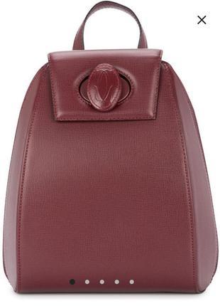 Сумка рюкзак cartier кожа винтаж