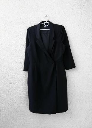 Платье блейзер, платье жакет
