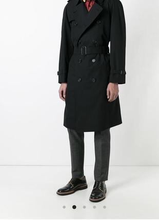Тренч эксклюзив мужской стильный модный дорогой бренд pier one размер м