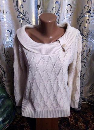 Очень красивый женский свитер bm
