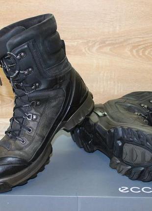 Ботинки ecco biom hike. gore-tex. оригинал. размер 46.