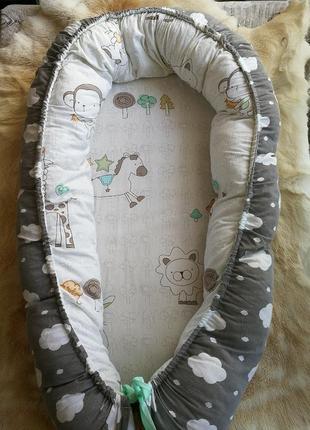 Кокон, гнездо [позиционер] для новорожденных