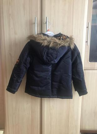 Куртка парка soulcal&co