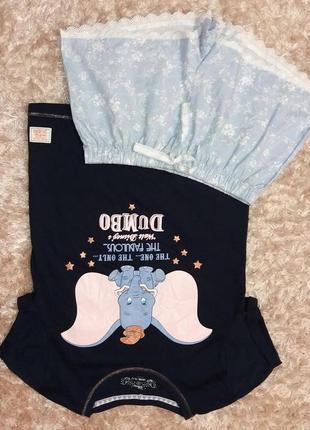 Пижама или костюм для дома английского бренда primark, анг 10-12 евро 38-40 размер