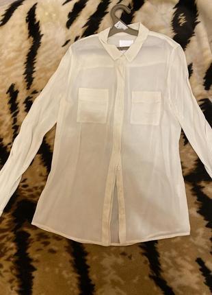 Блузка inwear натуральный шёлк