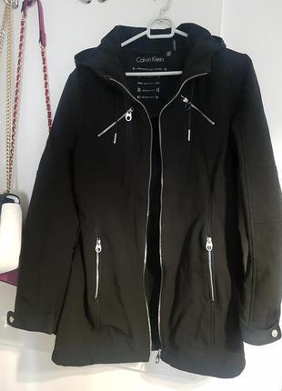 Calvin klein  шикарная куртка!