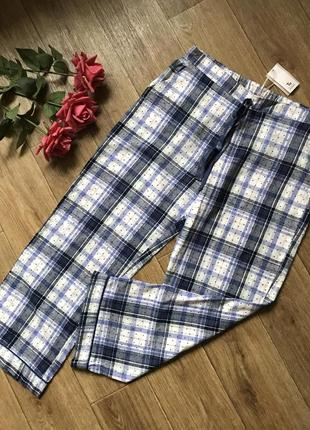 Пижамные штаны, тёплые штаны, одежда для дома, одежда для сна