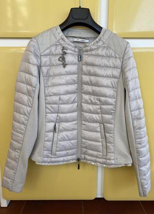 Куртка эксклюзив демисезонная легкая дорогой бренд германии monari размер s