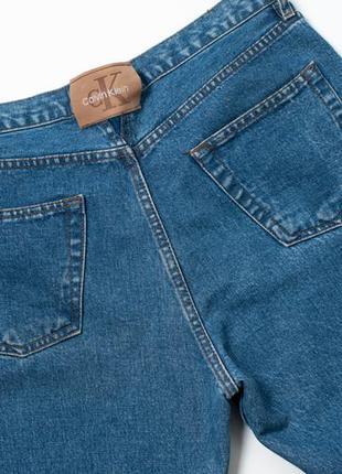 Calvin klein  made in usa оригинал мужские винтаж джинсы