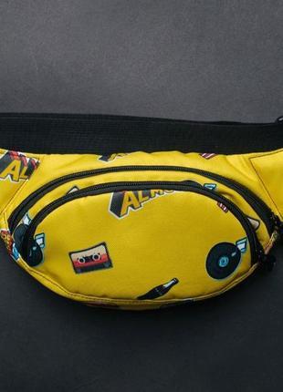 Поясная сумка staff retro