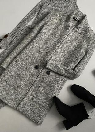 Стильное весеннее  пальто missguided