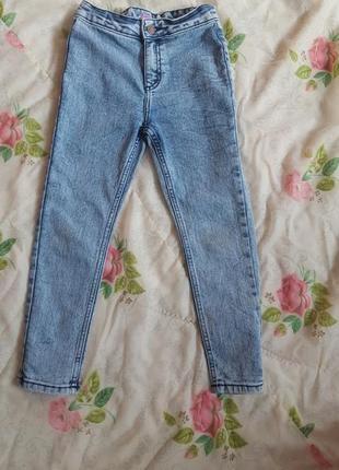 Скини /джинсы узкачи