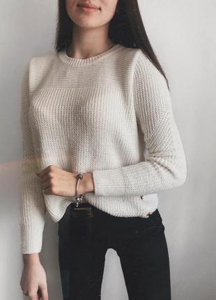 Вязаный свитерок от river island