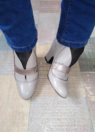 Эксклюзив! шикарные ботинки bianco 39 рр 25 см