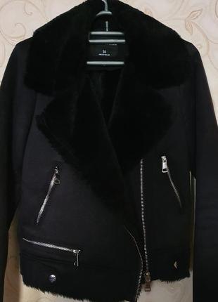 Куртка. дубленка-косуха