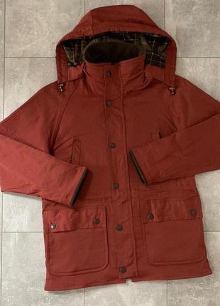 Куртка barbour (burberry)