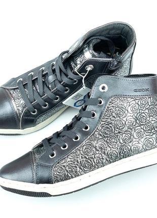 Демисезонные ботинки geox (италия)