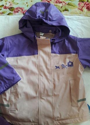 Куртка дощовий 92/98 papagono