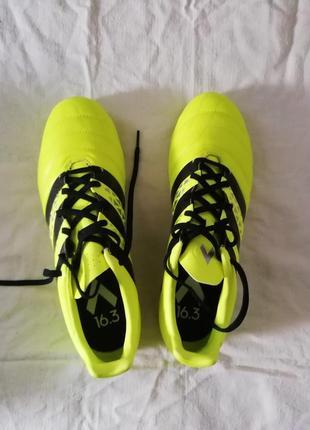 Бутсы/копы adidas ace 16.3