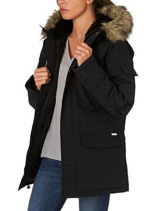 Carhartt anchorage parka женская парка зимняя куртка, xs