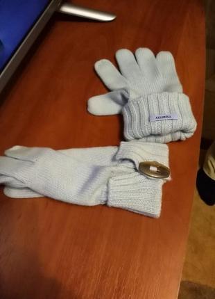 Перчатки кашемировые malo .