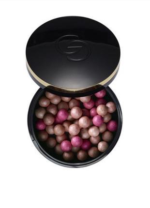 Рум'яна-бронзер в кульках  giordani gold