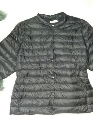 Легкая пуховая куртка 20-22р h&m