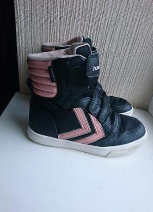 Ботинки деми 34р-21см стелька