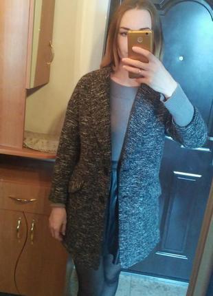 Модне пальто бойфренд+ подарок1
