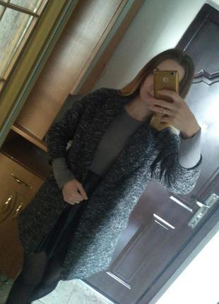 Модне пальто бойфренд+ подарок5