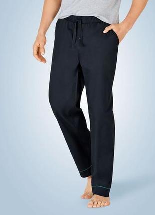 Штаны домашние пижамные livergy! размер м