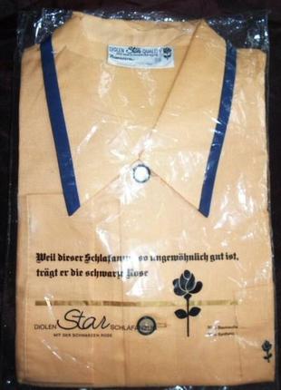 Новая пижама мужская primavera  размер 56